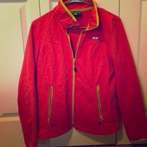 Koppen hard shell jacket